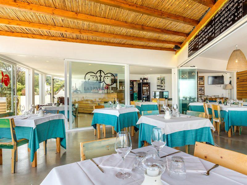 Beach Restaurant La Tavernetta Ristorante